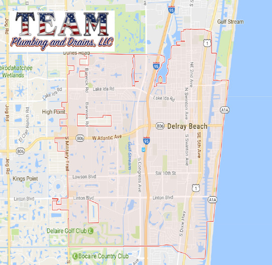Delray Beach Plumber Team Plumbing and Drains LLC
