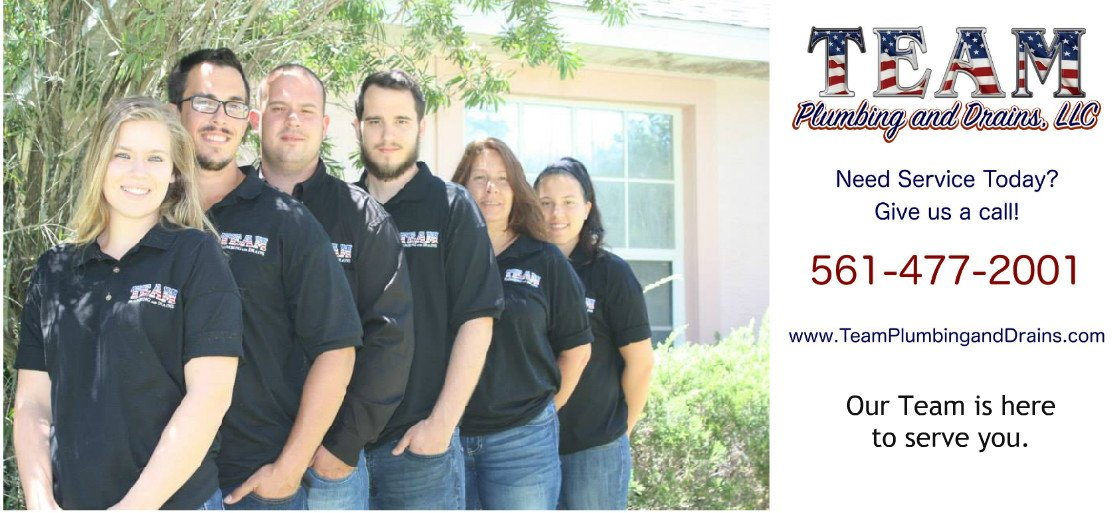 Have a plumbing emergency? Our team of Boca Raton Plumbing Experts are here to serve you! -